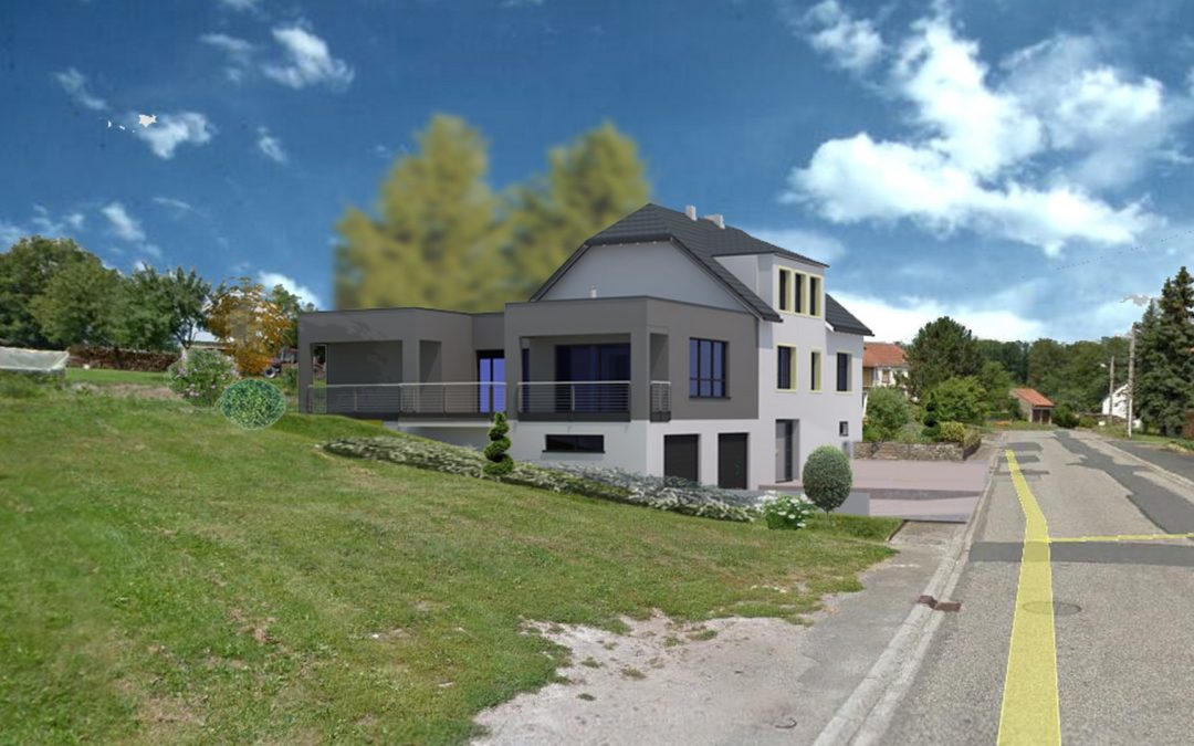 Besoin d'un architecte dans le Bas-Rhin