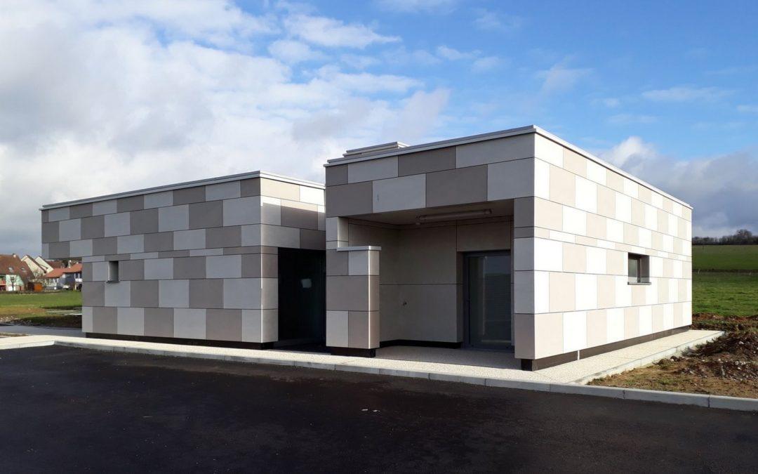Réhabilitation de bâtiment industriel en Moselle