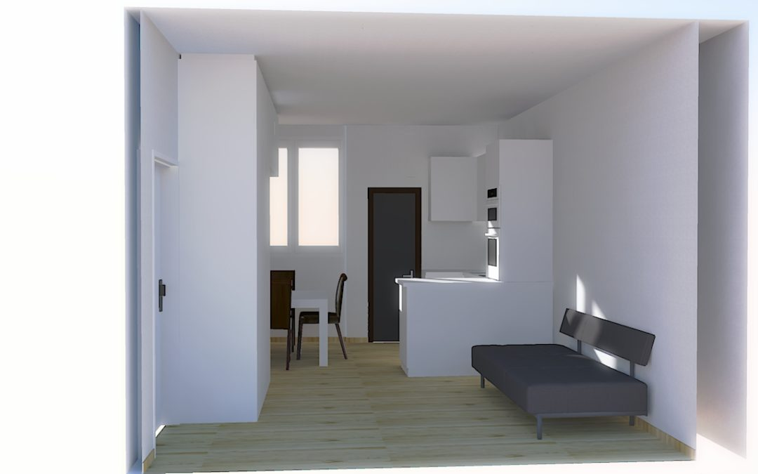Aménagement intérieur à Phalsbourg