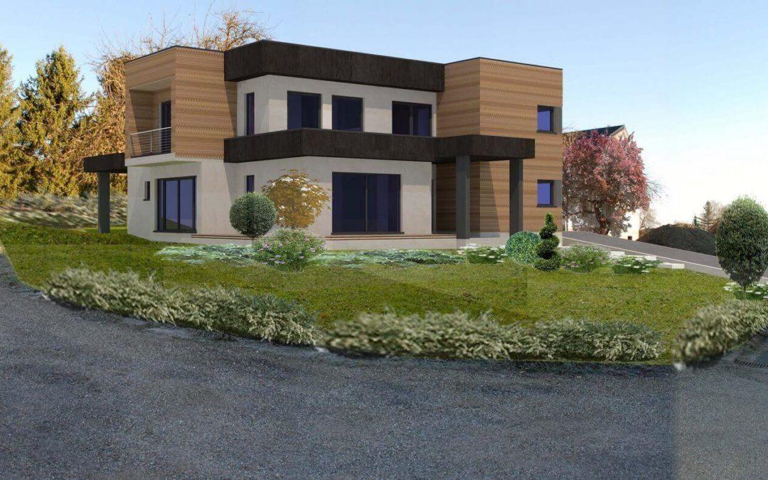 Rénovation de maison en Alsace